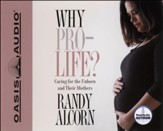 Why Pro-Life? Audiobook on CD