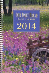 Our Daily Bread Planner 2014