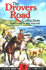 The Drovers Road Collection: Adventures in New Zealand, 3 Books in One Volume