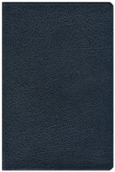 NIV Compact Thinline Bible, bonded navy 1984