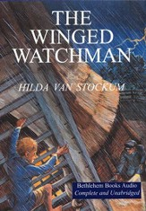 Winged Watchman Audio Book (4 CDs)