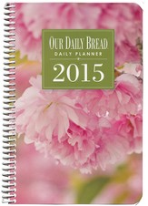 2015 Our Daily Bread Planner