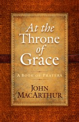 At the Throne of Grace: A Book of Prayers - Slightly Imperfect