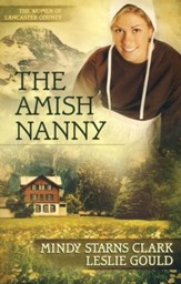 The Amish Nanny, Women of Lancaster County Series #2
