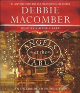 Angels at the Table: A Shirley, Goodness and Mercy Christmas Story - unabridged audiobook on CD