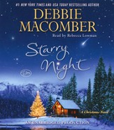 Starry Night: A Christmas Novel - unabridged audiobook on CD