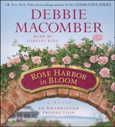 Rose Harbor in Bloom: A Novel - unabridged audiobook on CD