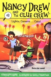 Nancy Drew and The Clue Crew: Lights, Camera.... Cats! # 8