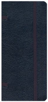 NIV NoteWorthy New Testament Bonded Leather, Navy 1984