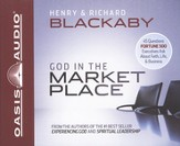 God In The Marketplace Audiobook on CD