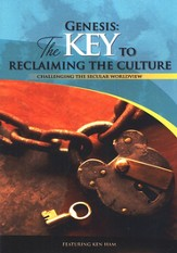 Genesis: The Key to Reclaiming the Culture DVD  - Slightly Imperfect
