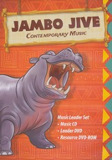 Camp Kilimanjaro VBS Music Leader Set (Contemporary Version)