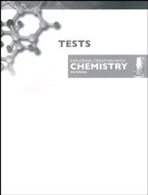Exploring Creation with Chemistry, Test Booklet  - Slightly Imperfect
