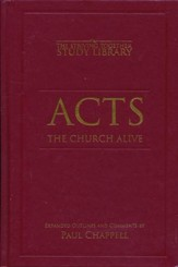 Acts: The Church Alive (The Striving Together Study Library)
