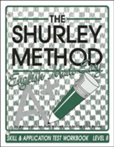 Shurley English Level 8 Student Test Workbook