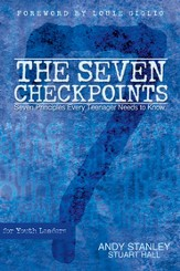 The Seven Checkpoints for Youth Leaders - eBook