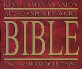 KJV Holy Bible on CD
