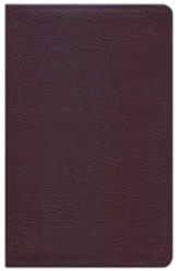 NIV Life Application Study Bible, Personal Size, Bonded Leather, Burgundy 1984, Case of 12