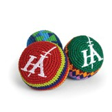 His Armor Juggling Footbag, Assorted Colors