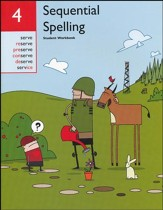 Sequential Spelling Level 4 Student Workbook, Revised Edition - Slightly Imperfect