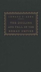 The Decline and Fall of the Roman Empire, 3 Volumes