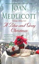 A Blue and Gray Christmas - eBook