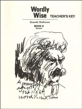 Wordly Wise, Book 8, Grade 11-Teacher's Key
