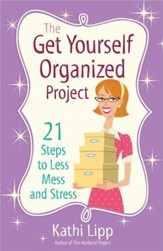 The Get Yourself Organized Project - Slightly Imperfect