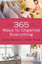 365 Ways to Organize Everything