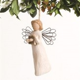 Willow Tree ® Angel Of Learning Ornament
