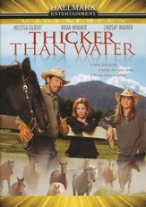 Thicker Than Water, DVD