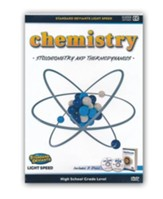 Light Speed Chemistry Module 4: Stoichimetry and Thermodynamics DVD