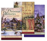 Christmas Tales from Grace Chapel Inn, 3 Volumes