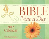 2015 Bible Verse-a-Day Mini Box Calendar