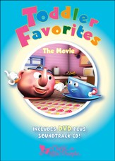 Toddler Favorites: The Movie (With Bonus CD)