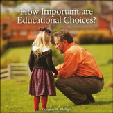 How Important are Educational Choices? Audio CD