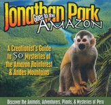 Jonathan Park Goes to the Amazon Audio CDs