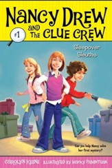Sleepover Sleuths - eBook
