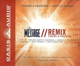 Message Remix Psalms and Proverbs - Unabridged Audiobook on MP3