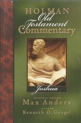 Joshua: Holman Old Testament Commentary Volume 4 - Slightly Imperfect