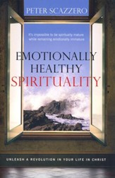Emotionally Healthy Spirituality: Unleash a Revolution  in Your Life in Christ - Slightly Imperfect