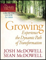 Growing-Experience the Dynamic Path to Transformation