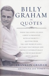 Billy Graham in Quotes - Slightly Imperfect