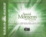 Special Moments with The Message for Women - Unabridged Audiobook on MP3