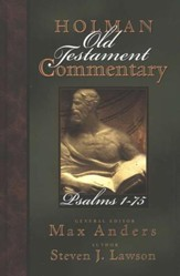 Psalms 1-75: Holman Old Testament Commentary [HOTC]  - Slightly Imperfect