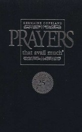 Prayers That Avail Much: 25th Anniv Ed, Navy Blue, Bonded Leather