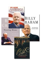 Billy Graham Collection, 4 Volumes