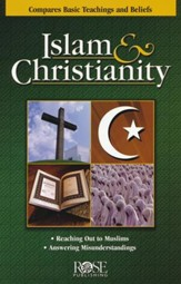 Islam & Christianity Pamphlet - 5 Pack