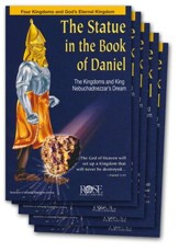 Statue in the Book of Daniel Pamphlet - 5 Pack