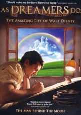 As Dreamers Do: The Amazing Life of Walt Disney, DVD